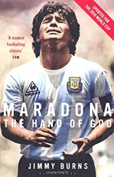 Maradona: The Hand of God von [Burns, Jimmy]