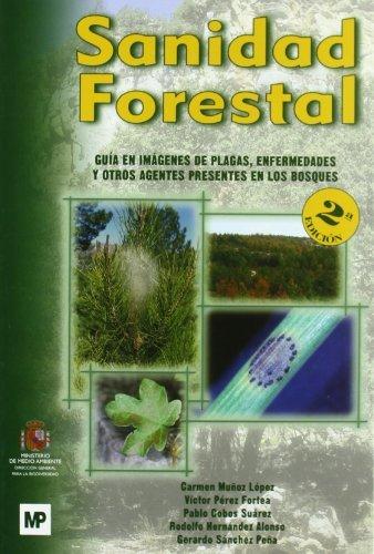 SANIDAD FORESTAL. GUÍA EN IMAGENES DE PLAGAS, ENFE