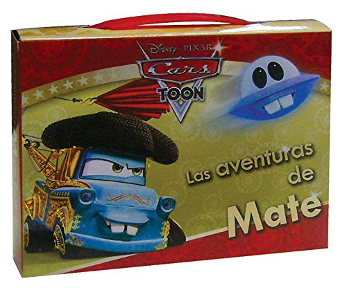 Las Aventuras de Mate/Cars Toon The Adventures of Mater por Not Available
