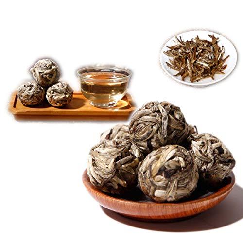 Chinesischer Pu'er Tee Roh Puer Weiß Silber Nadel Sheng Alter Puer Tee Grüner Tee Chinesischer Tee Gesunder Puerh Tee Grün Gut (250)