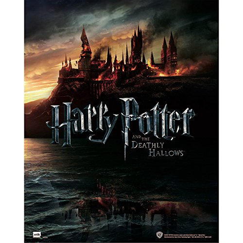 Grupo Erik Editores   Mini Poster Harry Potter And The Deathly Hollows