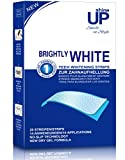 shineUP Bright White-Strips, 28 Bleaching-Stripes zur Zahnaufhellung in 14 Tagen, Zahnaufheller, Teeth Whitening strips