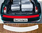 passgenau für Opel Insignia Sports Tourer, ab 2009, Facelift ab 2013 Lackschutzfolie Ladekantenschutz