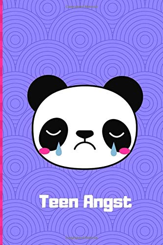 Teen Angst: A panda emoji journal for all your rants, secrets, poetry, notes and song lyrics por Creative Girlfriends