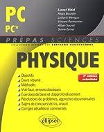 Physique PC/PC* 3eeme Édition Actualisee de Lionel Vidal