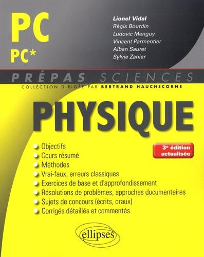 Physique PC/PC* 3eeme Édition Actualisee par Collectif