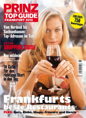 Image of Prinz Top Guide Frankfurt 2012
