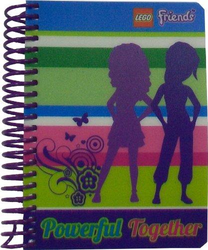 LEGO® Friends Leistungsstark zusammen Mini Tagebuch -