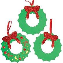 Lavoretti Di Natale Ghirlande Per Bambini.Amazon It Lavoretti Di Natale Per Bambini La Ghirlanda Di Natale