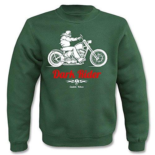 Pullover - Dark Rider Grün