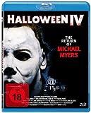 Halloween IV - The Return Of Michael Myers [Blu-ray]