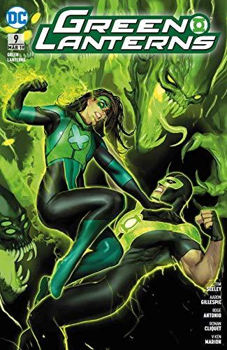 (Green Lanterns: Bd. 9: Geister der Vergangenheit)