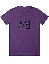 Basquiat Crown | T-Shirt XXXX-L