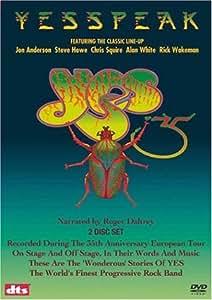 Yesspeak: 35th Anniversary [DVD] [2003] [Region 1] [US Import] [NTSC]