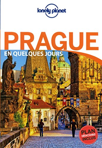 Prague En quelques jours - 5ed par Lonely Planet LONELY PLANET