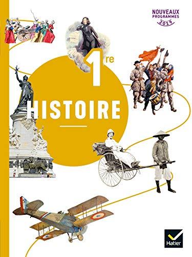 Histoire 1re - Éd. 2019 - Livre de l'élève