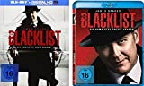 The Blacklist - die komplette Staffel 1+2 im Set - Deutsche Originalware [12 Blu-rays]