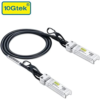 10Gtek® for Ubiquiti SFP+ Direct Attach Copper Cable, 10G SFP DAC