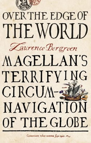 Book cover for Over the Edge of the World