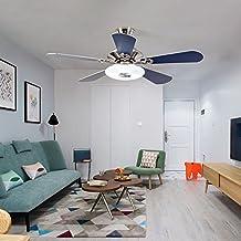 Amerikanischen Wohnzimmer Lampe Ventilator Kronleuchter Mediterranen Stil Schlafzimmer Beleuchtung Leichten Deckenventilator Leuchtet