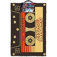 1art1® Les Gardiens De La Galaxie Paillasson Essuie-Pieds - Vol. 2, Awesome Mix Cassette (60 x 40 cm)