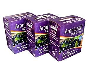 Obsthof Stockinger Aronia Muttersaft Bag In Box Aroniasaft