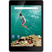 HTC Nexus 9 (8,9'') Tablette Tactile (WiFi, 16Go RAM, Android 5.0) Noir (Import Europe)