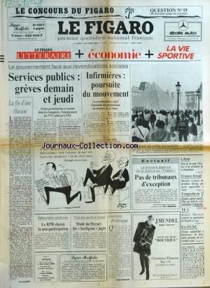 FIGARO (LE) [No 13728] du 17/10/1988