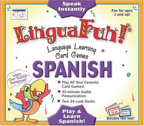 Pdf Linguafun Spanish Linguafun Cd And Card Games Download
