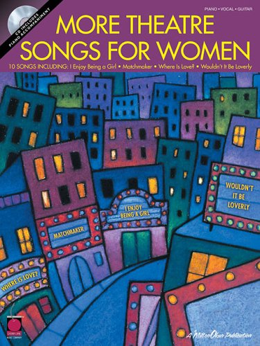 More Theatre Songs For Women