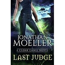Cloak Games: Last Judge