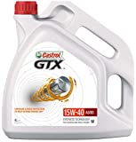 Best Engine Oils - Castrol GTX Engine Oil 15W-40 A3/B3 4L Review