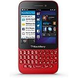 "BlackBerry 10 Q5 - Smartphone (78.7 mm (3.1 ""), 720 x 720 Pixeles, LCD, 1.2 GHz, Qualcomm, Snapdragon S4) (importado)"