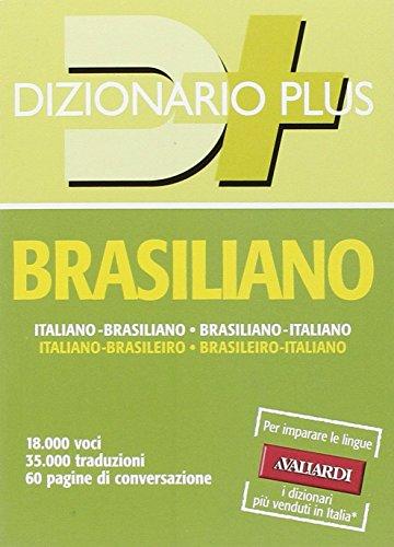 Dizionario brasiliano. Italiano-brasiliano, brasiliano-italiano