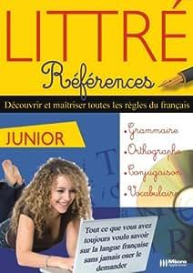 Littré Références- Junior