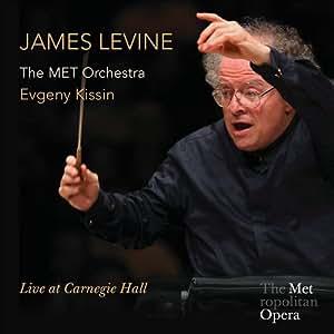 James Levine - Live at Carnegie Hall