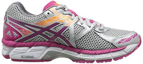 Asics Womens Gel-indicate Running Shoe Lightning/Hot Pink/Nectarine