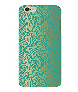 Printtech Pattern Floral Funky Slim Back Case Cover for iphone 6 Plus / 6s Plus