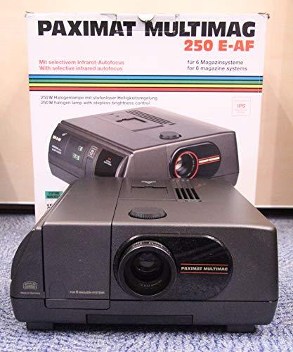 BRAUN Diaprojektor Paximat Multimag 250 E - AF