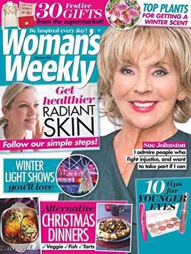 The Latest Woman's Weekly UK