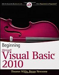 Microsoft Beginning Visual Basic 2010 (Wrox Programmer to Programmer)