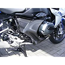 BMW R1200gs 13–15/R1200GS Adventure 14–15/R1200r 15/R1200rs 15/baja, color negro mate