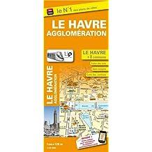 Le Havre agglomération : 1/12 500