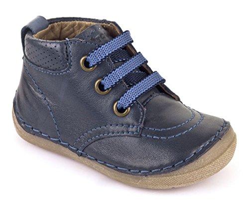 FroddoFroddo Baby Boys Shoes - Scarpe Primi Passi Bimbo 0-24 , Blu (blu), 21