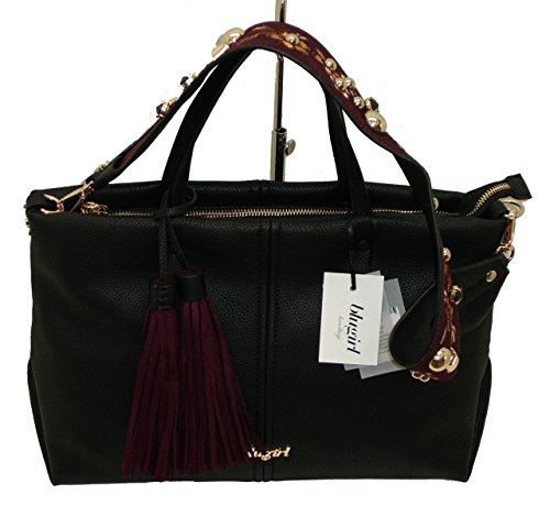 Borsa shopping media due manici BLUGIRL BG 830003 women bag NERO