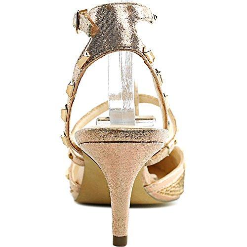 INC International Concepts Carma 2 Damen Spitz Textile Stöckelschuhe Rose Gold