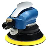 EsportsMJJ 5 Inch Air Grip Random Orbital Palme Sander 125Mm Air Hand Power