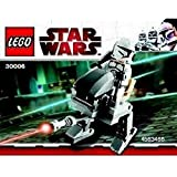 LEGO Star Wars: Clone Walker Jeu De Construction 30006 (Dans Un Sac)
