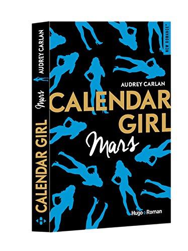 calendar girl - mars