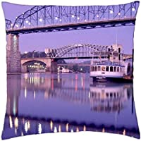 two bridges in chattanooga tennessee - Throw